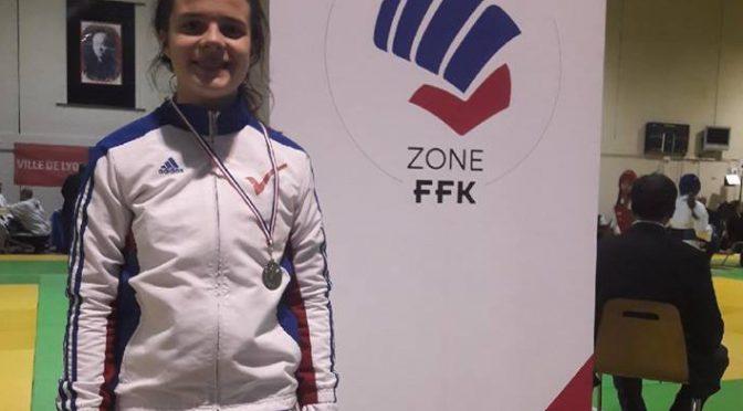 Focus : Jeanne, un beau parcours en compétition
